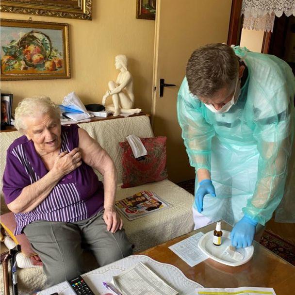 Výjazdové očkovanie v Lipanoch