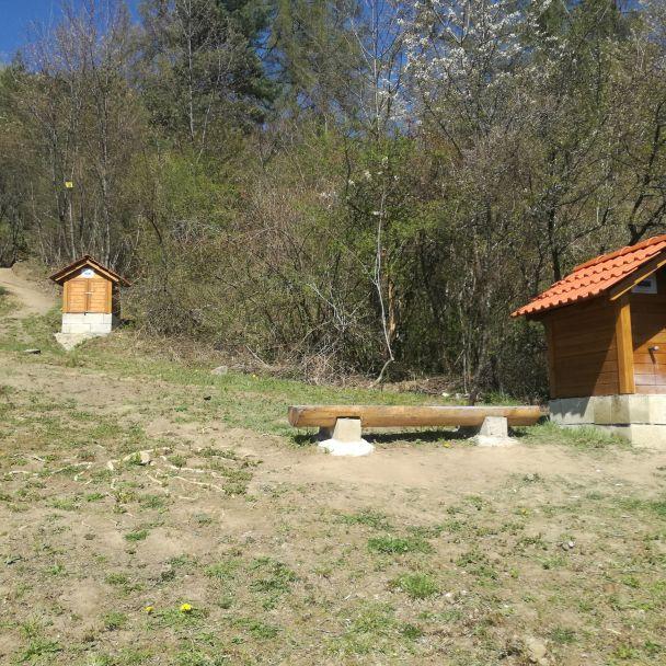 Rozhľadňa na Balažke
