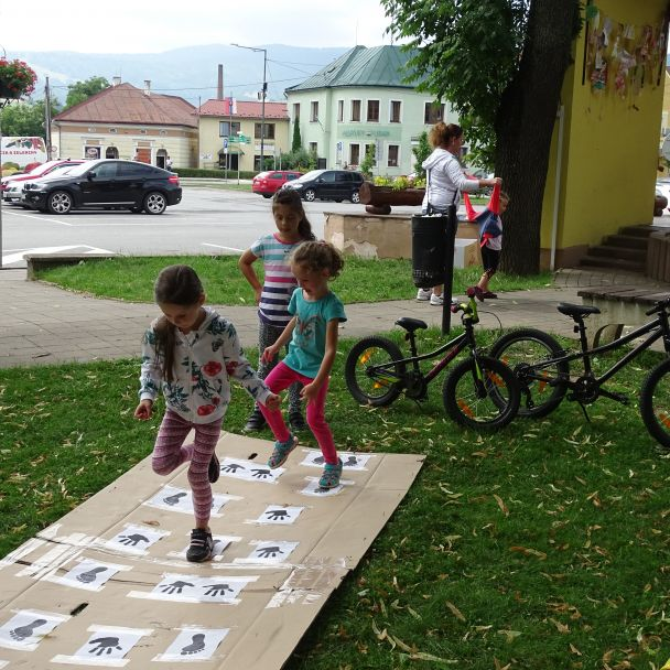 Piknik v parku - Prázdniny s kultúrou