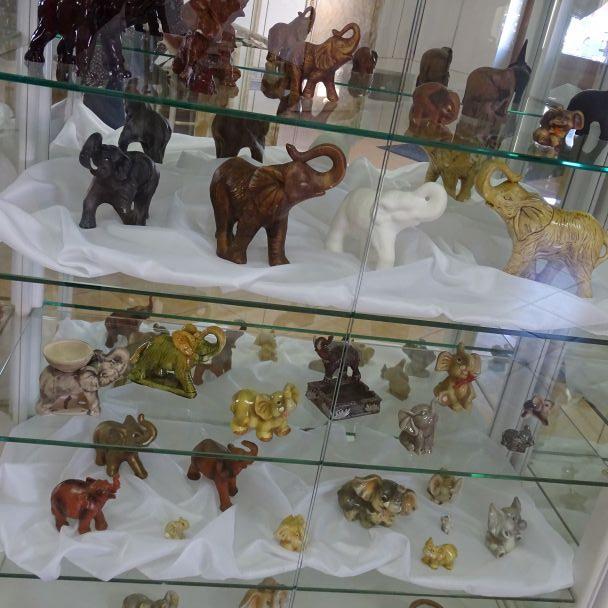 Výstava - Slon - Symbol štastia