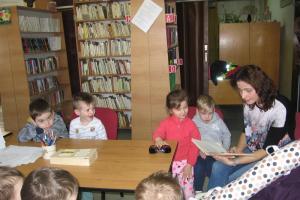 Mesiac knihy v našej knižnici