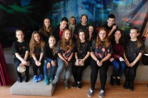 Divadelní nadšenci zo ZŠ Komenského 113 v Lipanoch  obsadili v Košiciach skvelé tretie miesto.