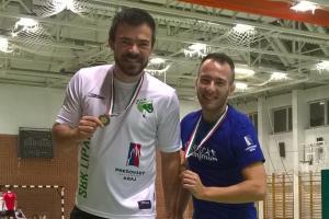 Hráči SbK Lipany získali 5 medailí v Debrecíne