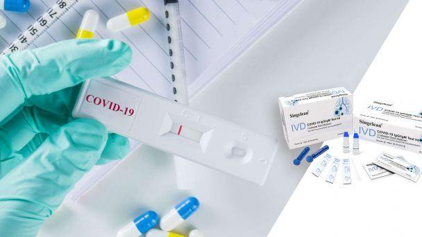 Výsledky testovania COVID-19