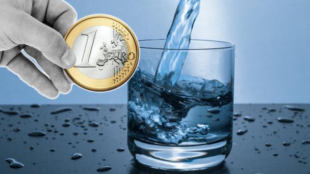 Informácia o zmene ceny vody